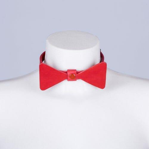 """Collar """"Pajarita"""""""
