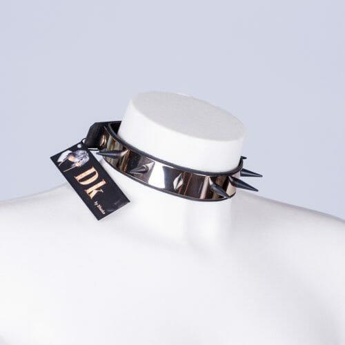 """Collar """"Choker"""" Colección Dhanko"""
