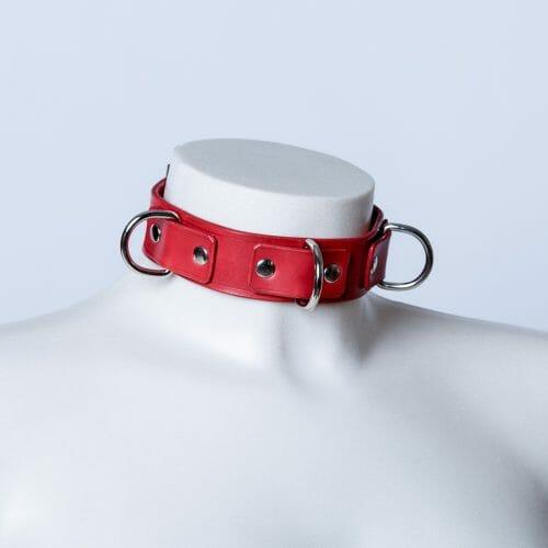 """Collar """"Colección Roja"""""""