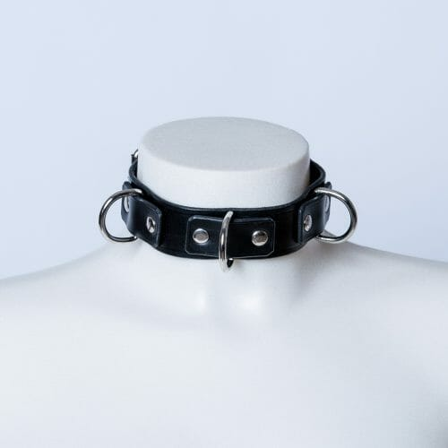 """Collar """"Colección Negra"""""""