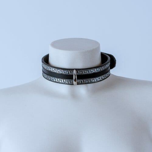 "Collar ""Clasic Silver"""