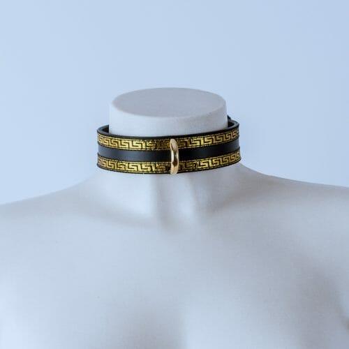 "Collar ""Clasic Gold"""