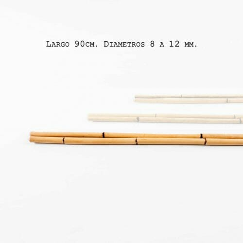 Cane natural / 90 cm / 8-12 mm